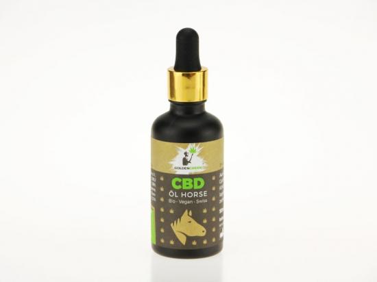 CBD Öl / CBD Hanföl für Pferde HORSE, 50ml