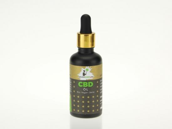 CBD Öl / CBD Hanföl  10%, 50ml
