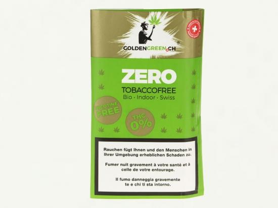 ZERO Tobaccofree - Swiss Premium Tabakersatz